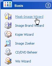 Maak-image wizzard