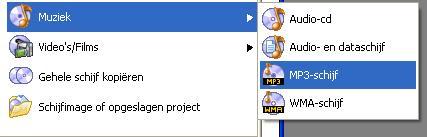 MP3-schijf